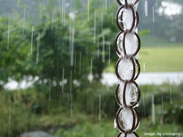 rain chain tutorials